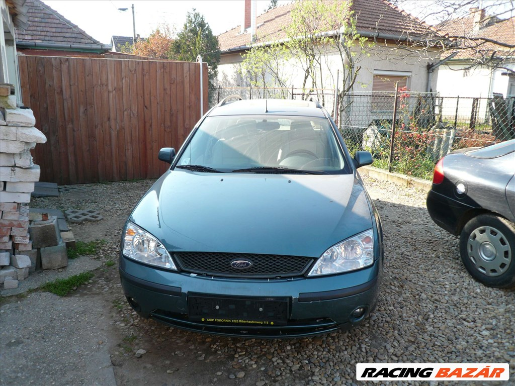 Ford mondeo 2002-es Tdci 131Le Tddi 115Le és 1.8-as és 2.0-es benzines bontás  10. nagy kép