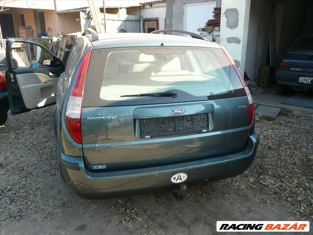 Ford mondeo 2002-es Tdci 131Le Tddi 115Le és 1.8-as és 2.0-es benzines bontás  13. nagy kép