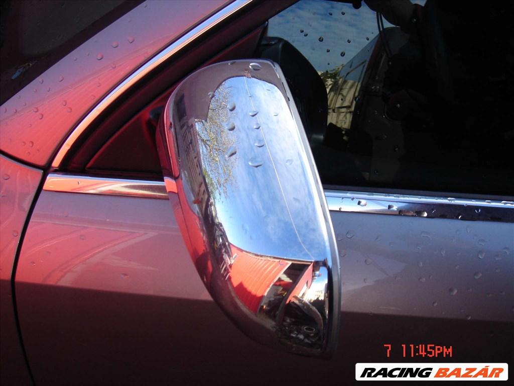 audi a4 s4 8E 2001-2007 króm borítású tükrök S-line krómtükör 1. kép
