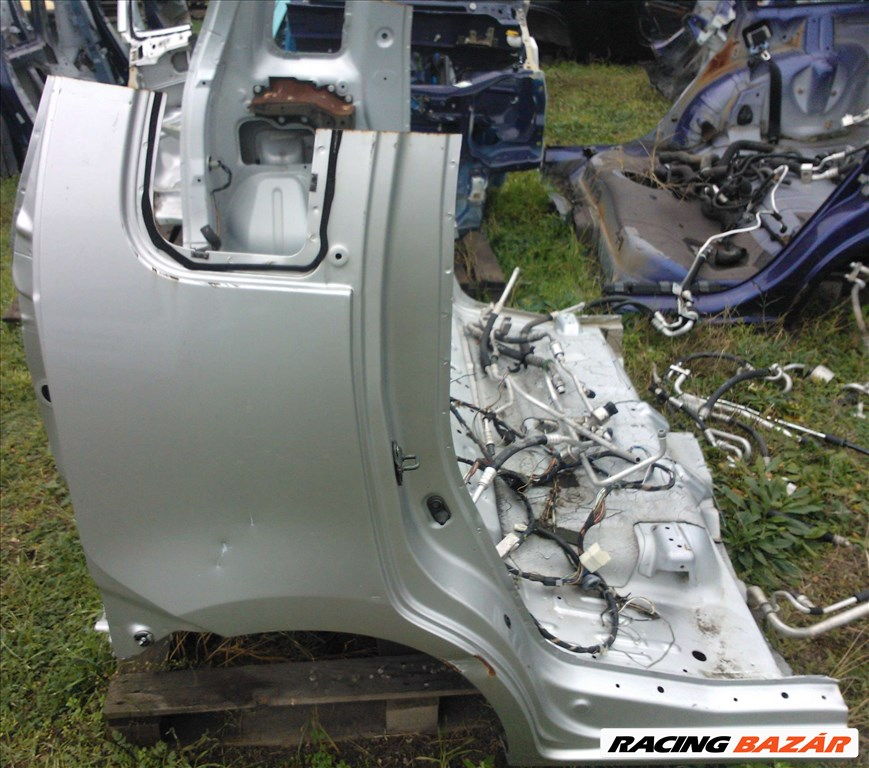 Opel Agila A karosszéria kis hátulja 1. kép