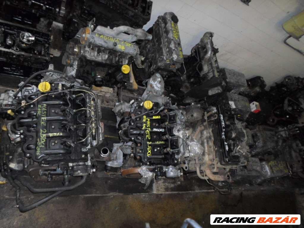 Renault Master,Opel Movano komplett motorok,fűzött blokkok 1.9DCI-3.0DCI/BONTÓ,SZERVÍZ 8. kép