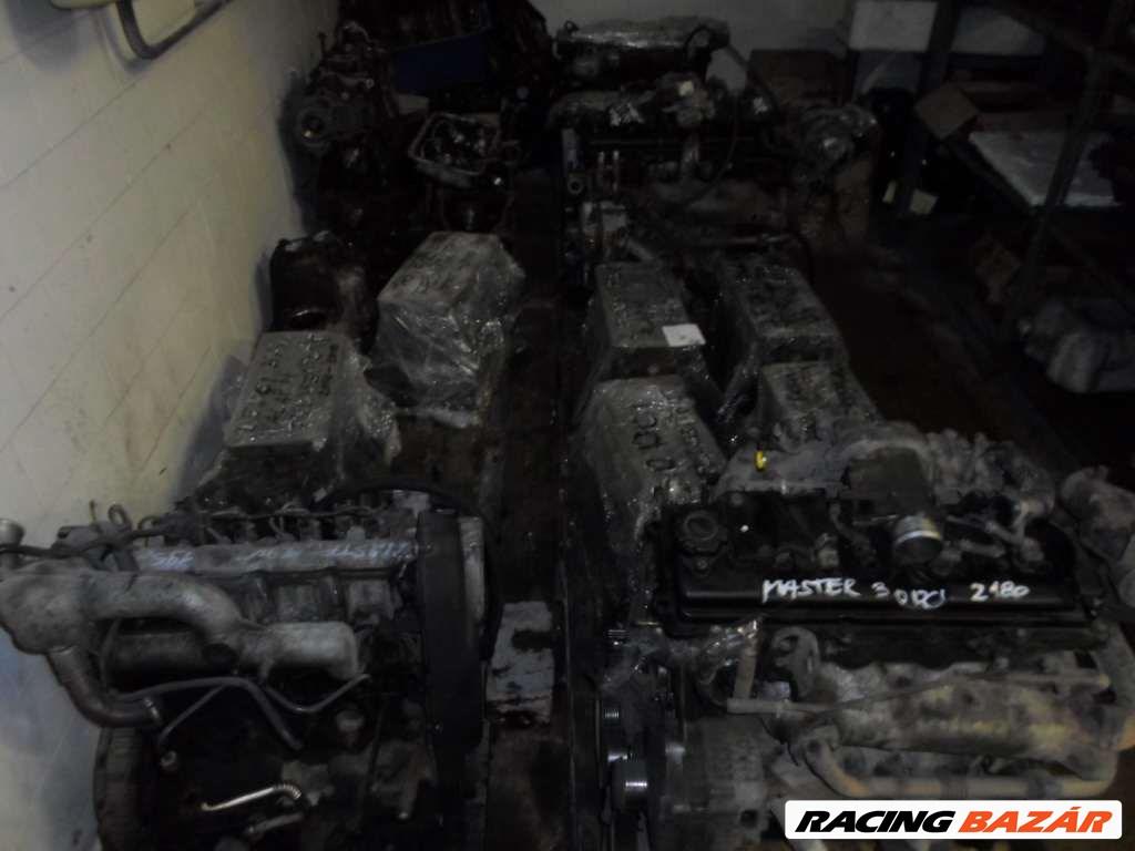 Renault Master,Opel Movano komplett motorok,fűzött blokkok 1.9DCI-3.0DCI/BONTÓ,SZERVÍZ 9. kép