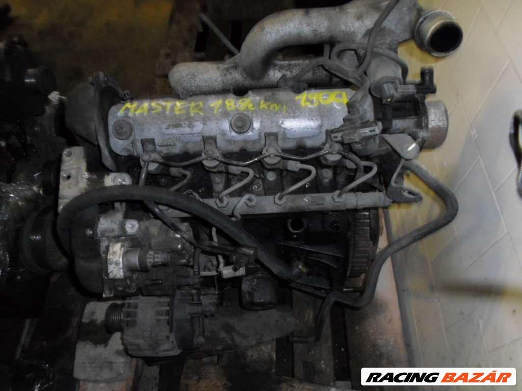 Renault Master,Opel Movano komplett motorok,fűzött blokkok 1.9DCI-3.0DCI/BONTÓ,SZERVÍZ 10. kép