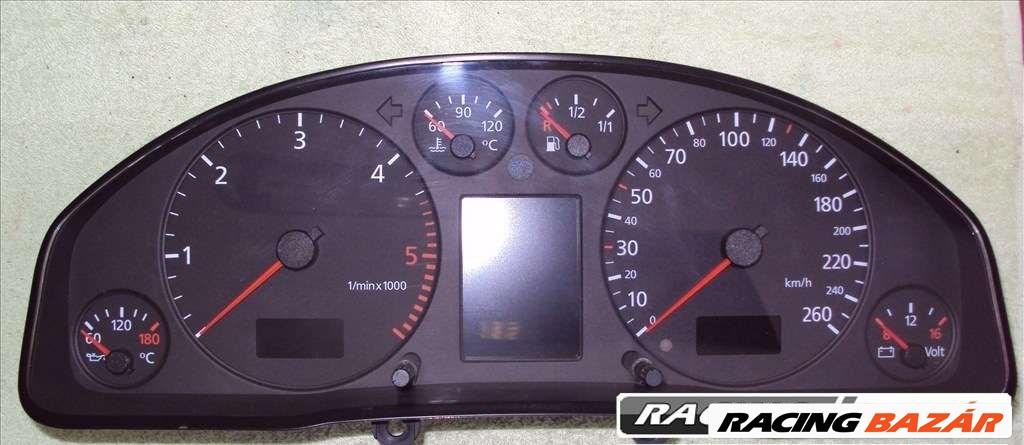 Audi A4 A6 kilométer óra / műszercsoport LCD pixelhiba javítás 1 óra alatt! 1. kép