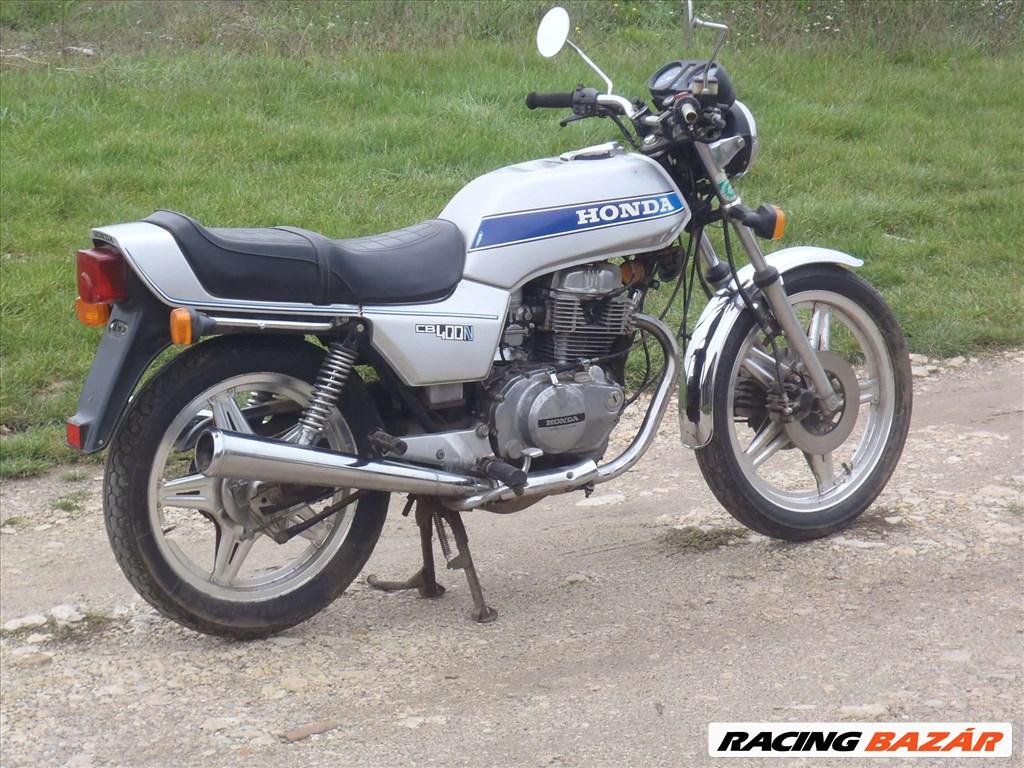 HONDA CB 400N,1980-AS VETERÁN MKP. 23709KM-REL AUSZTRIÁBÓL ELADÓ 34. kép
