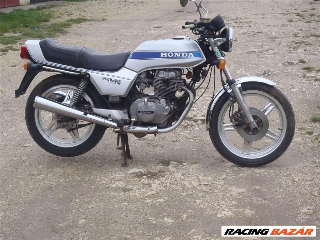 HONDA CB 400N,1980-AS VETERÁN MKP. 23709KM-REL AUSZTRIÁBÓL ELADÓ 42. kép
