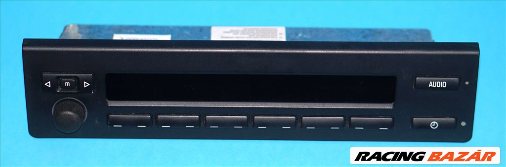 BMW E38/E39/X5 MID audiokonzol + pixelhibás LCD kijelző javítás 1 óra alatt, garanciával! 1. kép