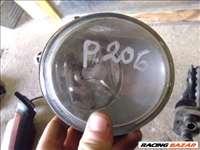 peugeot 206 ködlámpa (sérült)