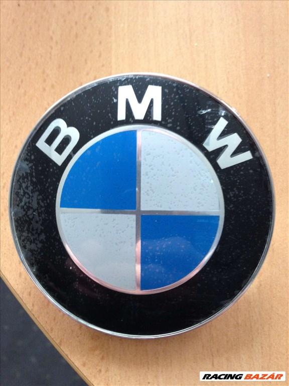 BMW embléma, logó, jel, márkajelzés 82mm (ÚJ!) 1. kép