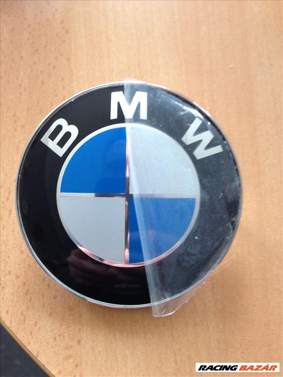 BMW embléma, logó, jel, márkajelzés 82mm (ÚJ!) 2. kép