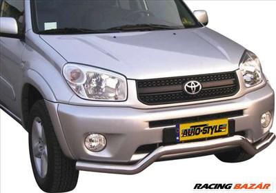 Rozsdamentes gallytörő rács Toyota RAV-4 03-04