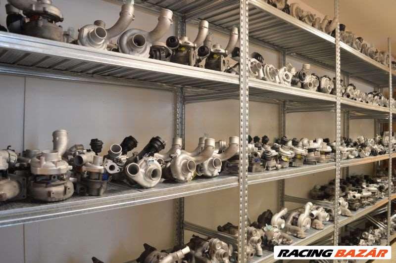 Gyári, teljes körűen felújított turbó Renault 2.5 dCi 114LE motorhoz most 8.000 Ft kedvezménnyel 2. nagy kép
