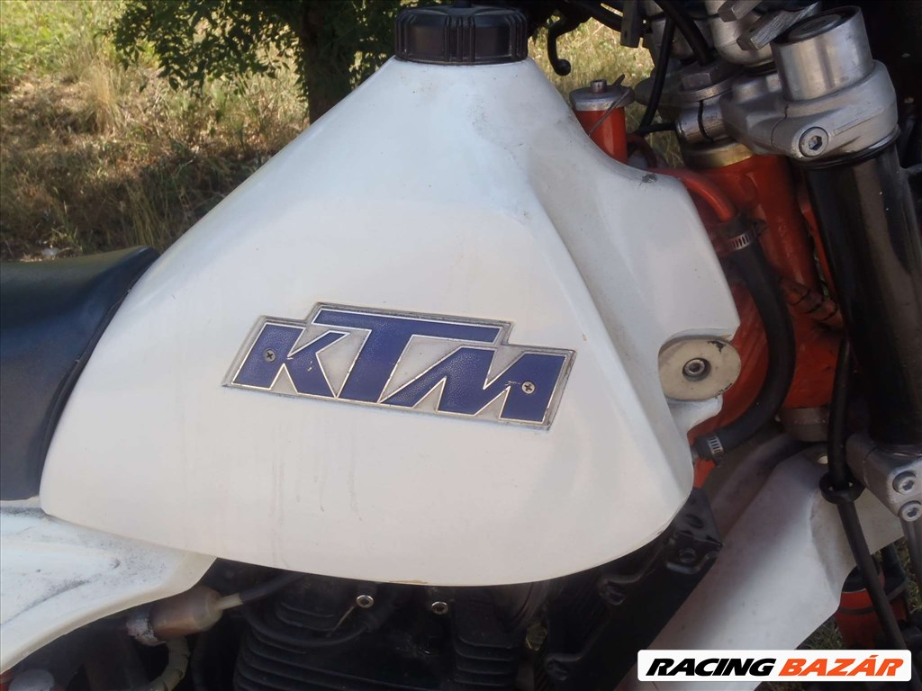 KTM GS 500-AS,1982-ES ÉVJÁRATÚ OLDTIMER MKP. 46051KM-REL AUSZTRIÁBÓL ELADÓ 26. kép
