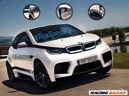 BMW i3 bontott alkatrészei eladók.