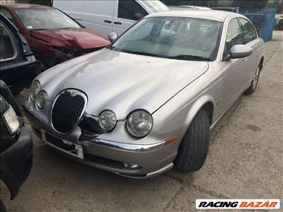 Jaguar S-Type Bontott Alkatrész Alkatrészek 3.0 V6 Automata 6 sebességes 2003 Évjárat
