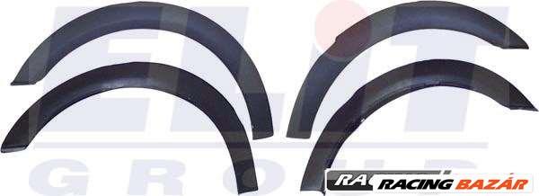 VW Golf 3 műanyag sárvédő szélesítés (4db-os szett) 1. kép