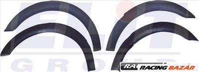 VW Golf 3 műanyag sárvédő szélesítés (4db-os szett)