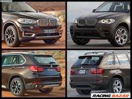 BMW F15 jobb hátsó ajtó kompletten.