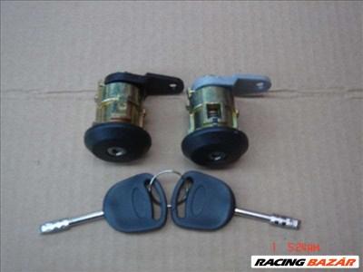 Ford Escort zár szett zár garnitúra Escort gyújtáskapcsoló zárgarnitúra csomagtérzár