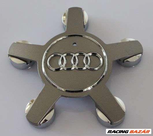 Audi felni közép, kupak 4F0601165 3. kép