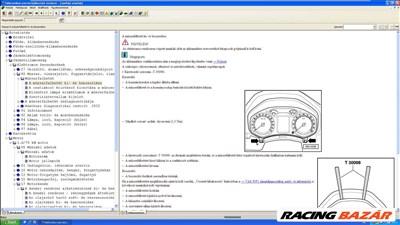 VW-Audi-Seat-Skoda kapcsolási rajz, adatbázis szoftver eladó / Elsawin /