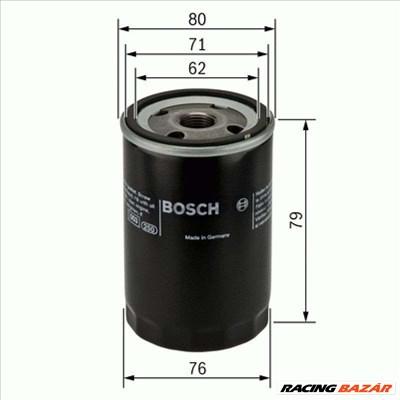 BOSCH 0451103349 Olajszűrő - ALFA ROMEO, FIAT, LANCIA, SEAT, AUTOBIANCHI, MOSKVICH