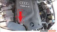 Audi 100 turbócső audi 100 2.5TDI intercoolercső turbócső AAT AEL Audi A6 turbócső intercoolercső