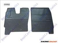 Iveco Eurocargo typ 160 Frogum 00992 fekete gumiszőnyeg szett