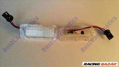 FORD Fiesta MK7 Focus MK3 Mondeo fehér SMD LED rendszámtábla világítás