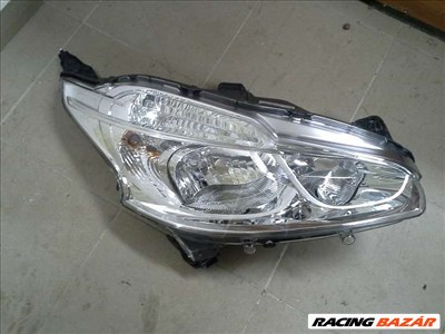 Peugeot 208 lámpa fényszóró jobb csomagtér ajtó