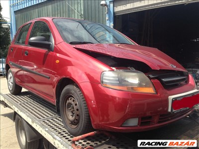 Daewoo Kalos Bontott Alkatrész Alkatrészek 1.2 Benzin 2004