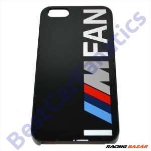 Gyári BMW I'M FAN fekete telefontok Samsung Galaxy S4-hez 80282357968