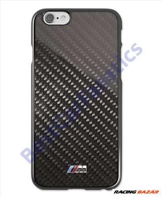 Gyári BMW M carbon fekete telefontok Samsung Galaxy S6-hoz 80212413763