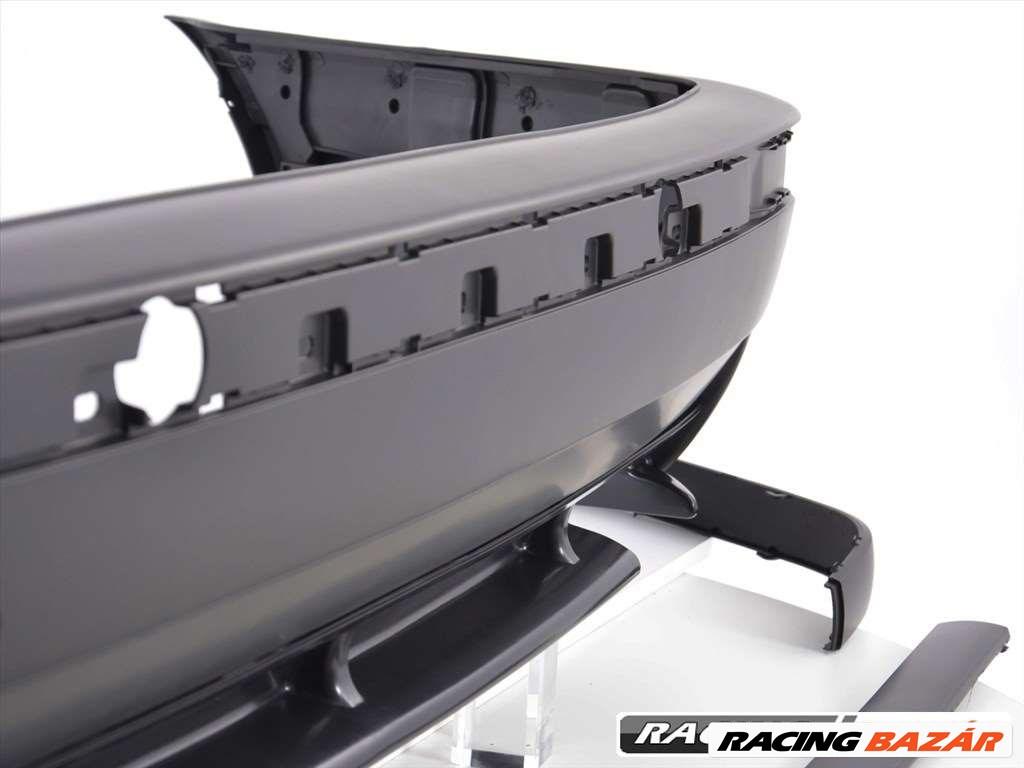 BMW E36 M Paket hátsó lökhárító, dupla kipufogó nyílással! 4. kép