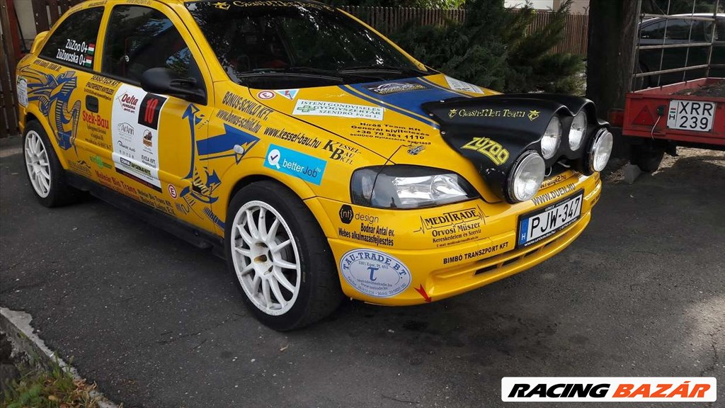 Opel Astra G OPC (A7) 12. kép