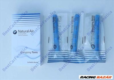 Gyári BMW Natural Air utastér illatosító - légfrissítő utántöltő stick Energizing Tonic 83122285675