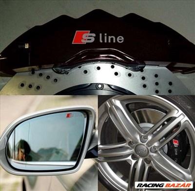 Audi hoz S-line féknyereg matrica