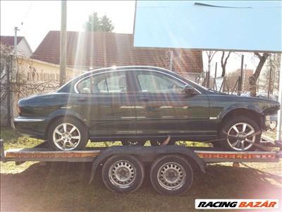 Jaguar X-Type 2.0 D bontott megmaradt alkatrészek eladók, utánvétellel is!