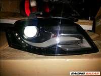 Audi A4 (8K) bontott xenon és halogén fényszórók, első és hátsó lökhárítók, első sárvédők,
