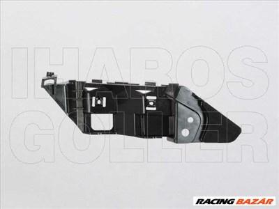 Suzuki SX4 2006-2013 - Első lökhárító tartó bal műanyag (09.10- 5a) (OE)