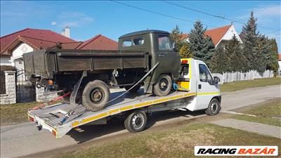 Autómentés Kisgépszállítás Zala megye