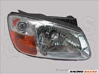 Kia Cerato 2004-2009 - Fényszóró H4 jobb 07-től (motorral) DEPO
