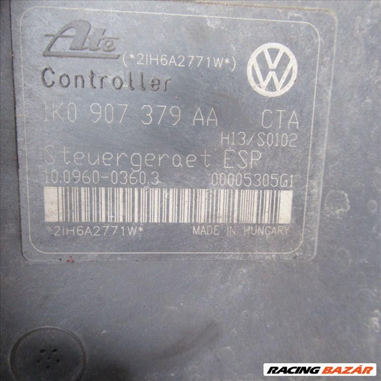 1K0907379AA ABS elektronika VW SEAT SKODA AUDI A3  1. nagy kép