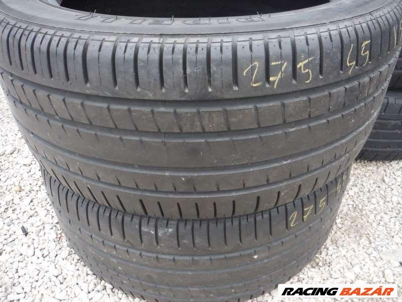 275/45ZR19-es Nyárigumi Garn: Pirelli P Zero Rosso 108Y (Yxx) 1. kép
