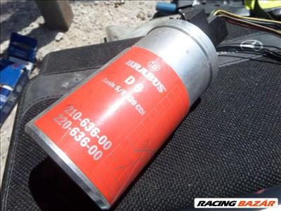 Brabus chiptunning 210-es 270-320 CDI-hez!