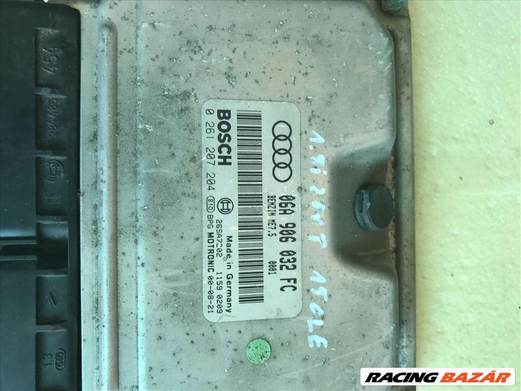 Audi A3 SKODA OCTAVIA RS 1.8T MOTORVEZÉRLŐ 06A906032FC   1. nagy kép