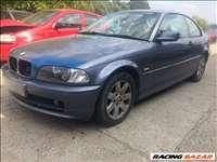 BMW 318Ci E46 Bontott Alkatrészei Bontott Alkatrészek Bontás 1.9 Benzin 2000 Évjárat