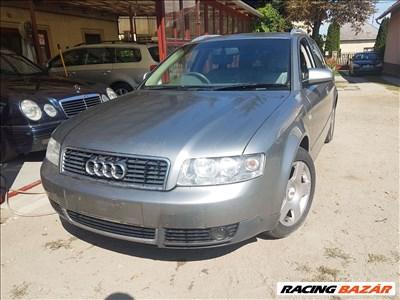 Audi A4 B6 avant 1.9 PDTDI AWX alkatrészek, bontás