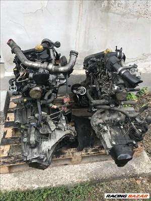 Nissan 1.5 DCI Motor Bontott Alkatrészei