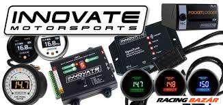 Innovate Motorsport műszerek, kiegészítők teljes kínálata!